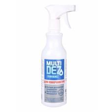 Мультидез-Тефлекс для дезинфекции и мытья поверхностей (триггер) 0,5л