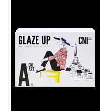 Набор гель-пасты для нейл-арта Glaze Up (classic) - 6 шт.