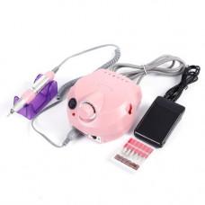 Аппарат для маникюра ZS-601 35000 об./45 ВТ, розовый