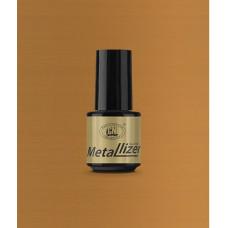 Лак для искусственных ногтей CNI Metallizer Bronze 5 мл