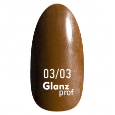 Glanz prof.Гель-лак Ch №03/03 10 г