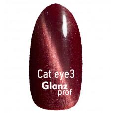 Glanz prof.Гель-лак Cat eye Кошачий глаз №03 10 г