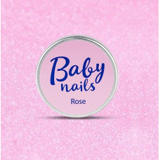 Скульптурный гель CNI Baby Nails Rose gel розовый 15 г