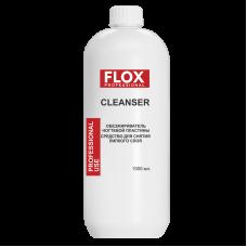 FLOX Professional. Жидкость д.обезжиривания и снятия липкого слоя 1000 мл