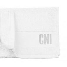 Полотенце маникюрное белое  CNI 30*50