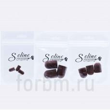 Soline. Колпачки песочные 5/80  (3 шт)
