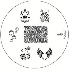 KONAD.Печатная форма М90-диск