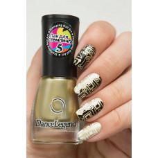 DL Лак для ногтей СТЕМПИНГ № 05 золото