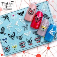 Fashion Nails Слайдер 3D