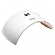 Лампа UV/LED SUN 9х PLUS 36W /18 диодов/ (гибрид)