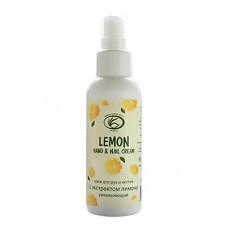 BAL Крем для рук Экстракт лимона увлажняющий 100 мл