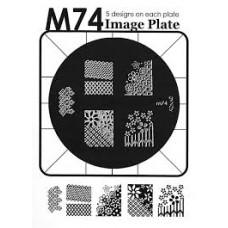 KONAD.Печатная форма М74-диск