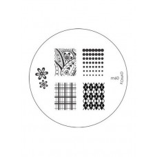 KONAD.Печатная форма М60-диск