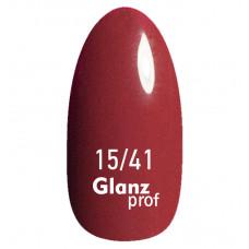 Glanz prof.Гель-лак Classic №15/41 10 г