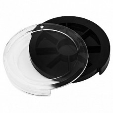 IRISK Каруселька для украшений чёрная 12 ячеек /У141-02