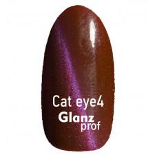 Glanz prof.Гель-лак Cat eye Кошачий глаз №04 10 г