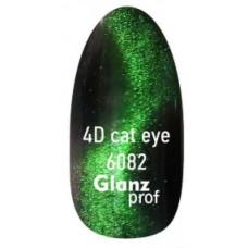 Glanz prof.4D cat eye Кошачий глаз №6082 7 г
