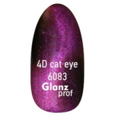 Glanz prof.4D cat eye Кошачий глаз №6083 7 г